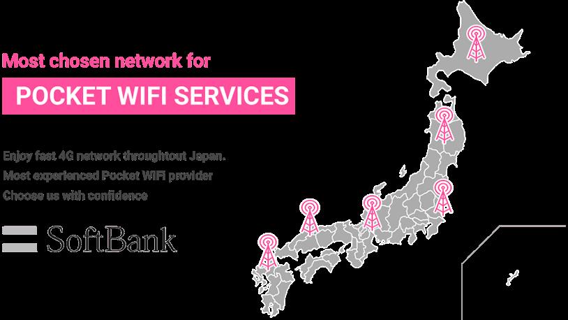 Japan Pocket WiFi rental - Sakura Mobile