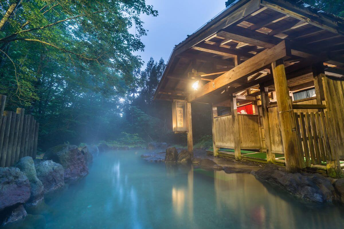 12 Top-Rated Onsen Towns in Japan